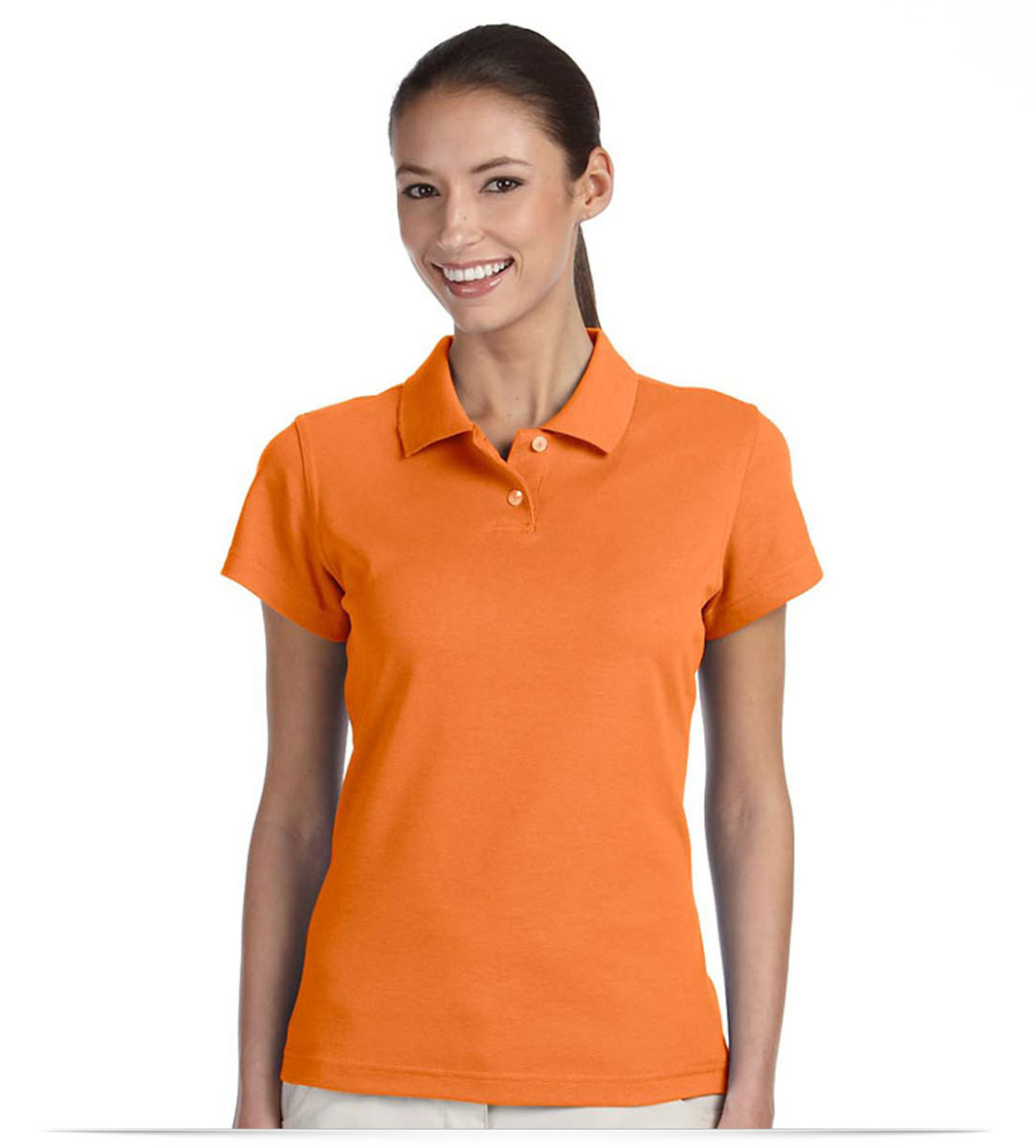 Customize Adidas Golf Ladies Pique Polo