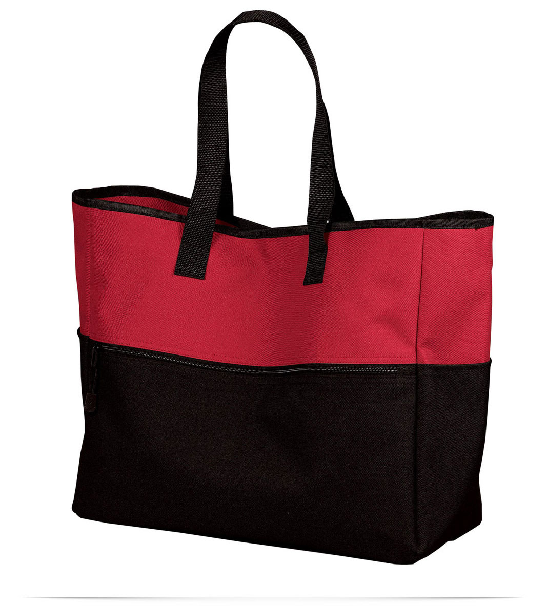 Custom 2 Tone Tote Bag
