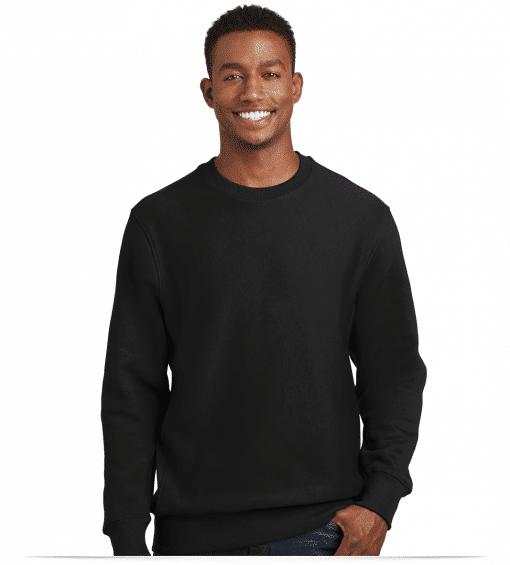 Embroidered Custom Logo Heavyweight Sweatshirt