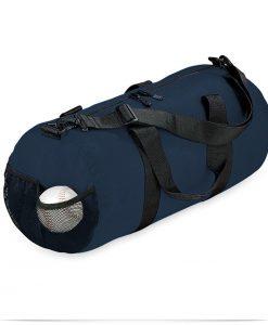 Custom Large Round Duffle Bag
