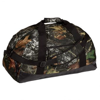 Personalized Camouflage Duffel Bag