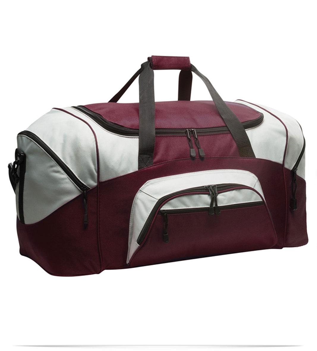 Customize Logo Personalized Sport Duffle Bag