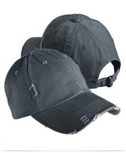 Custom Distressed Cap