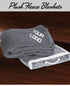 Design Embroidered Custom Plush Fleece Blanket Online at AllStar Logo 3c0805be88463