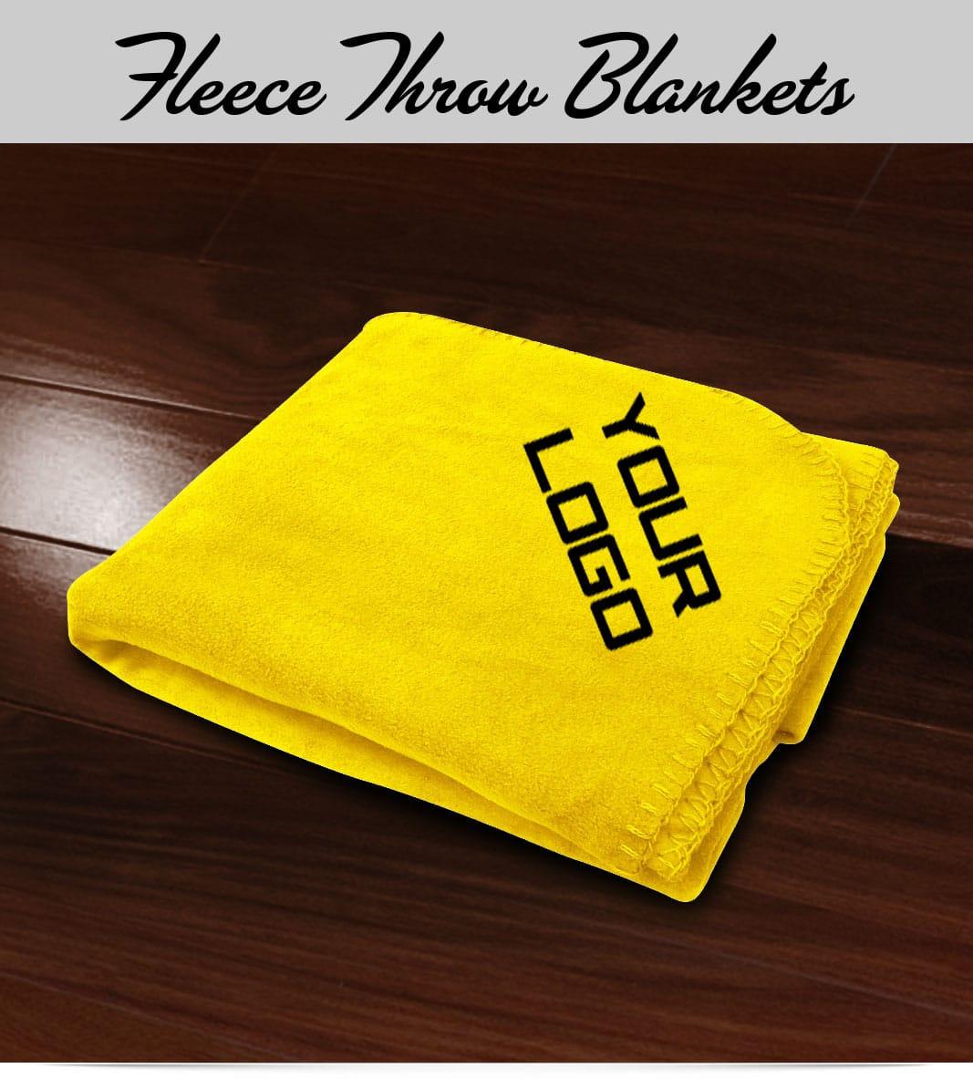 adidas fleece blanket