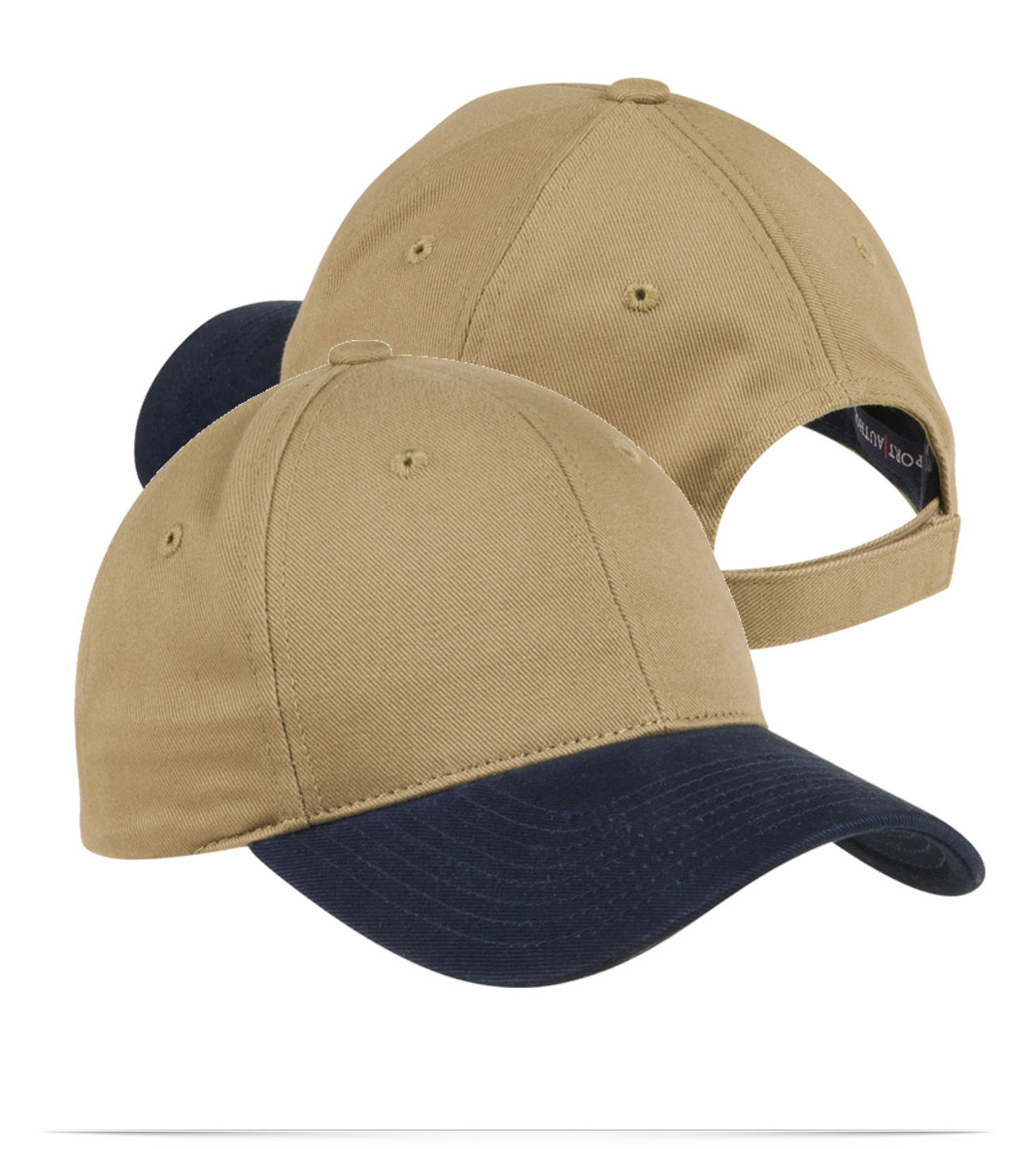Customize Twill Cap with Contrasting Underbill