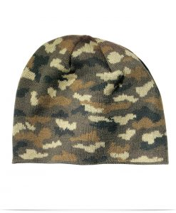 Customize Camouflage Beanie