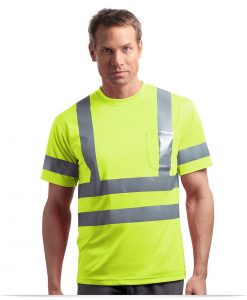 Customize Short Sleeve Reflective T-Shirt