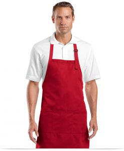 Personalized Bib Apron