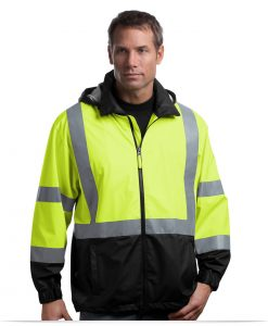 Personalized Custom Safety Windbreaker