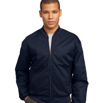 Personalized Red Kap Team Style Jacket with Slash Pockets