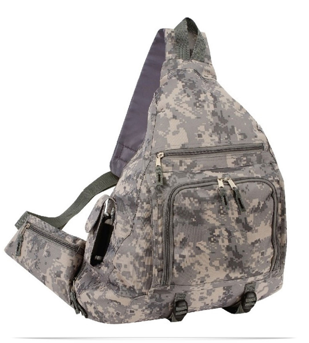 Personalized Digital Camouflage Backpack