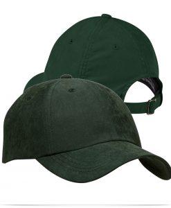 Custom Logo Sueded Cap