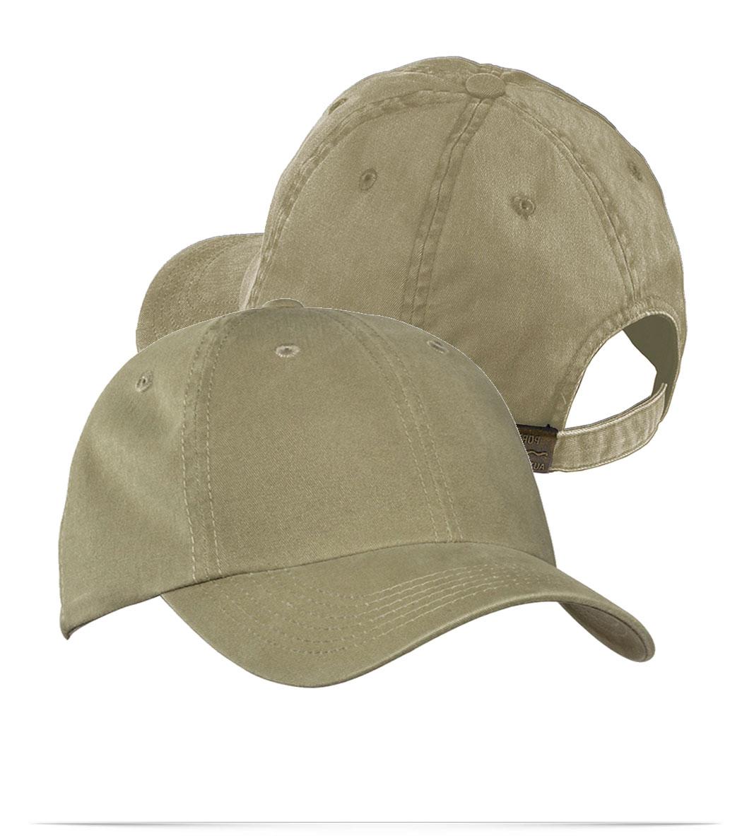 Customize Garment Dyed Cap