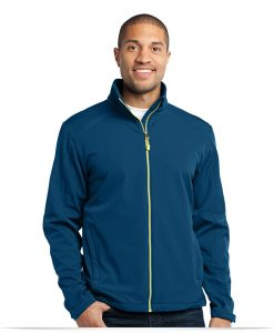 Custom Traverse Soft Shell Jacket