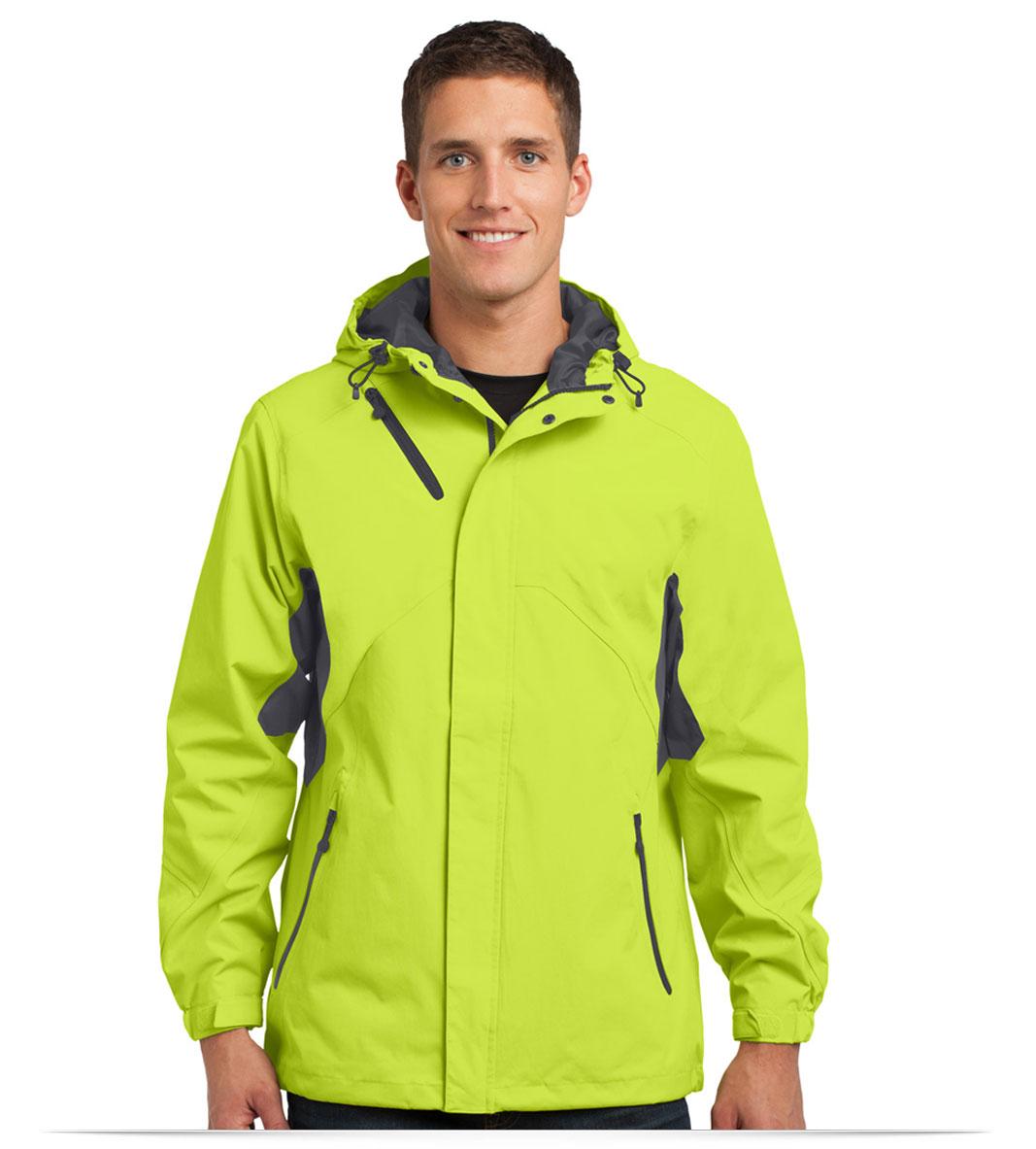 Personalized Port Authority Cascade Waterproof Jacket