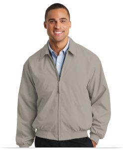 Customize Casual Microfiber Jacket
