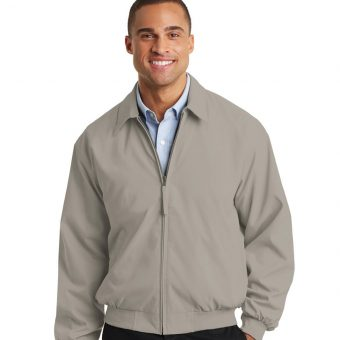 Customize Casual Microfiber Jacket
