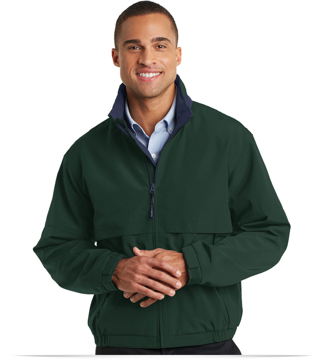 Business Logo Jacket