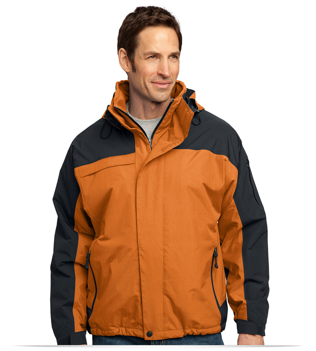 Custom Nootka Jacket
