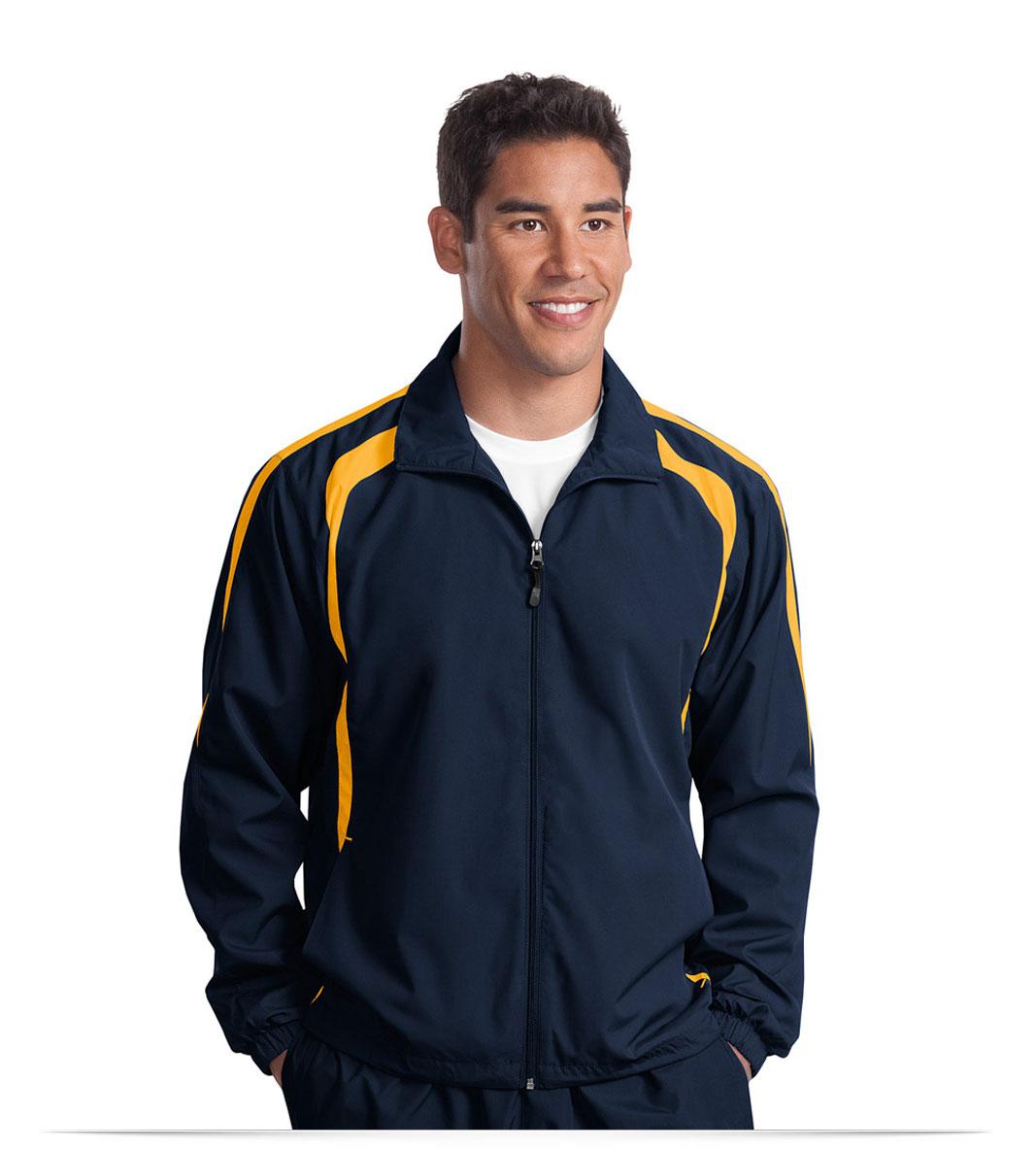 Personalized Logo Personalized Coach Jacket
