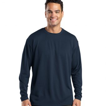 Customize Rapid Dri Custom Long Sleeve T-Shirt