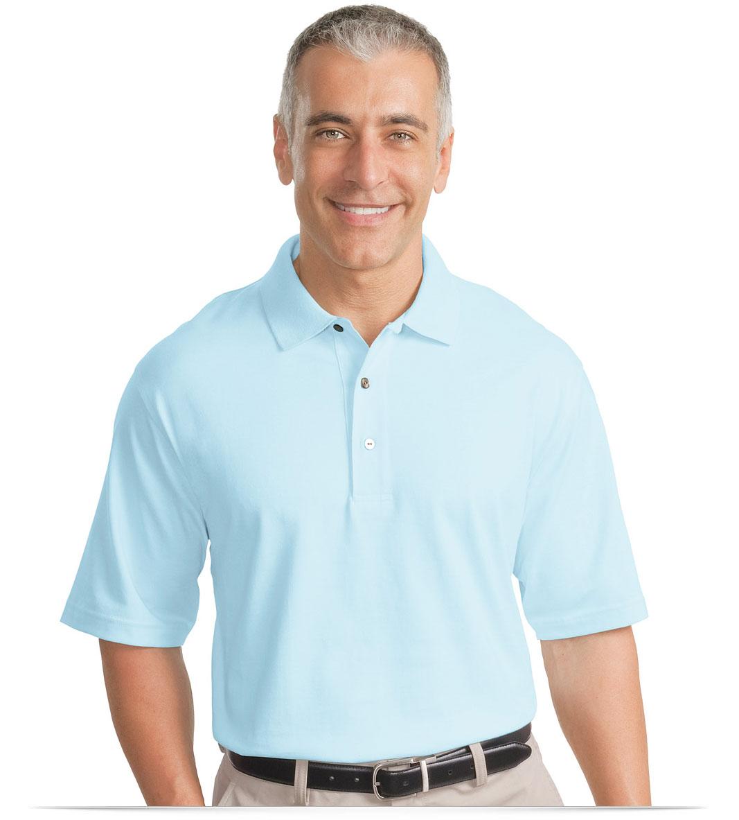 Customize Cotton Jersey Sport Shirt