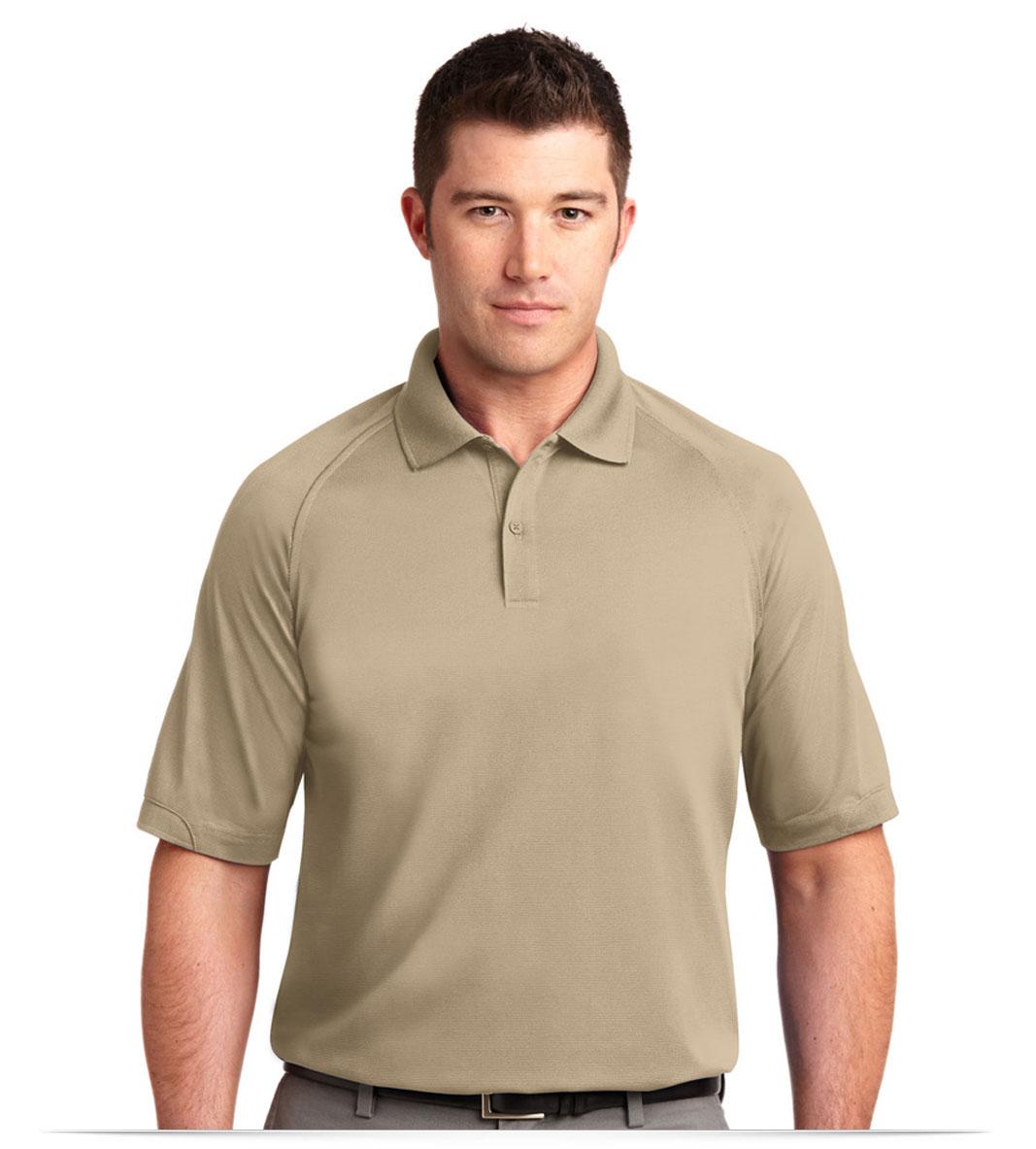 Customize Mens Moisture Wicking Sport Shirt