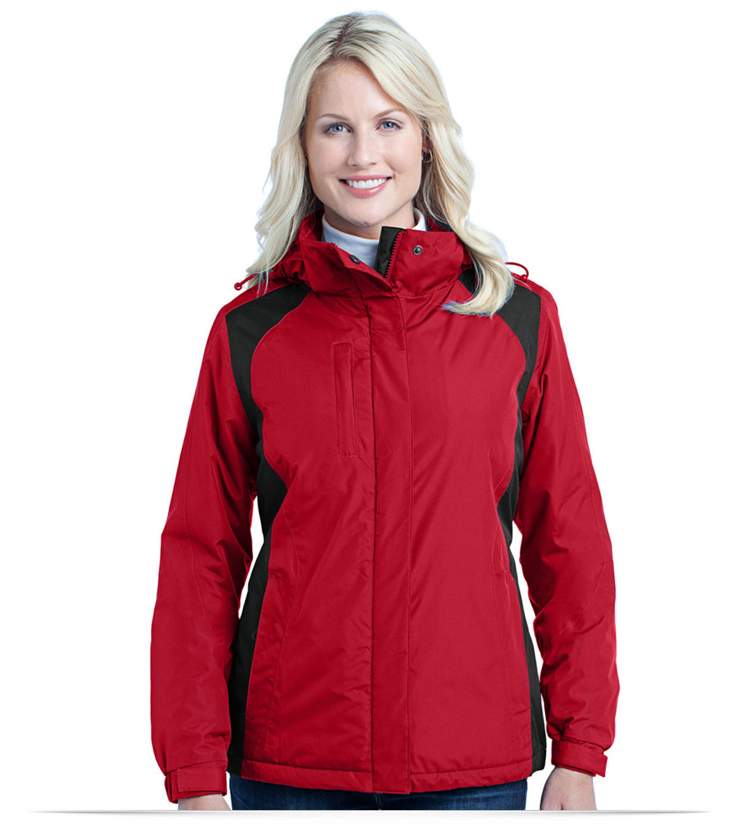 Embroidered Ladies Barrier Jacket