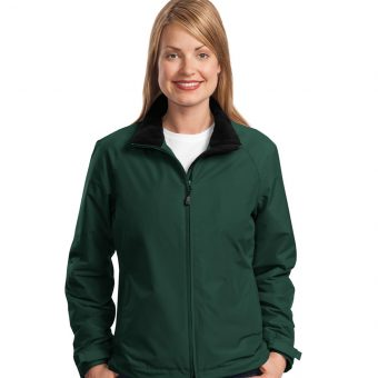 Embroidered Ladies Challenger Jacket