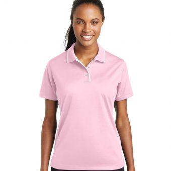 Customize Ladies Dri-Mesh Golf Shirt