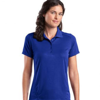 Custom Ladies Dry Fit Polo Shirt