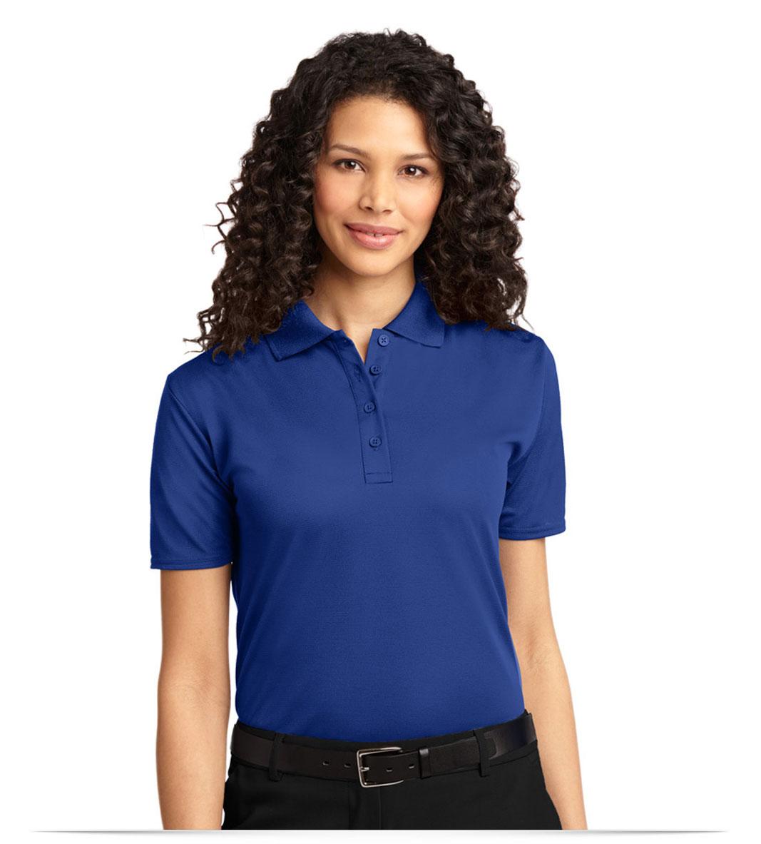 Customize Women's Moisture Wicking Sport Shirt