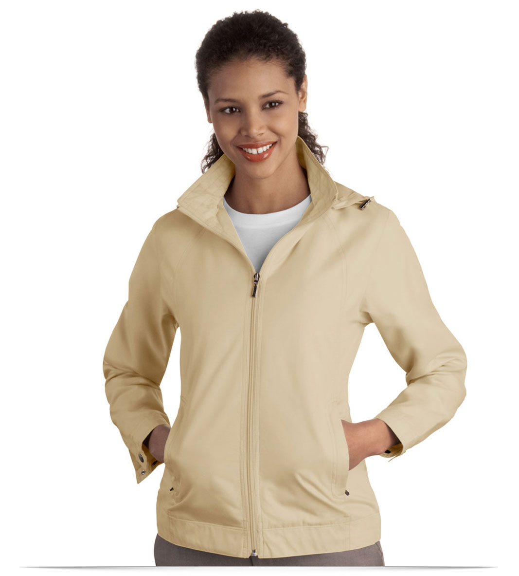 Embroidered Personalized Ladies Jacket