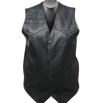 Customize Unisex Leather Vest