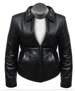 Customize Ladies Hornet Leather Jacket