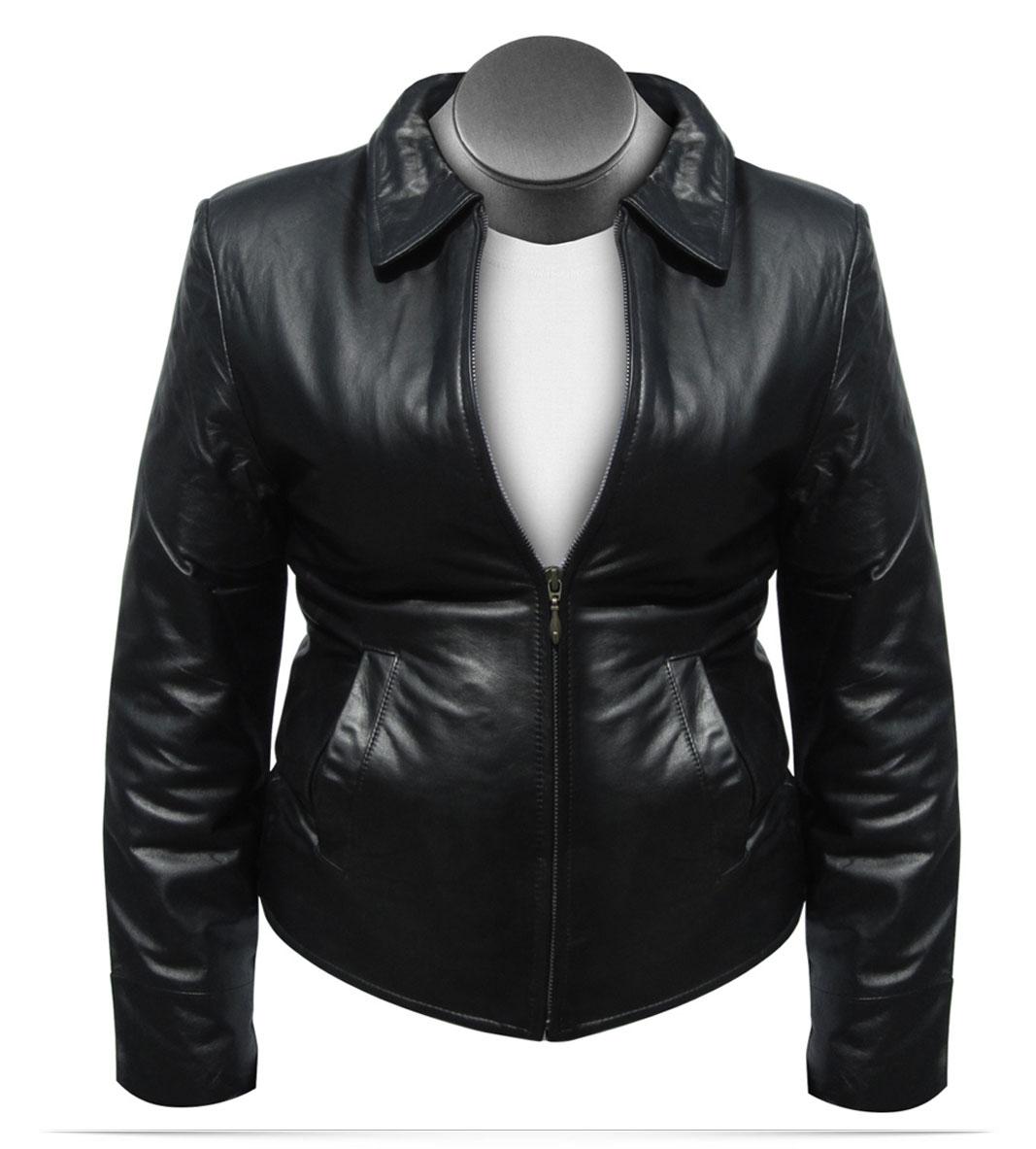 Customize Ladies Hornet Leather Jacket