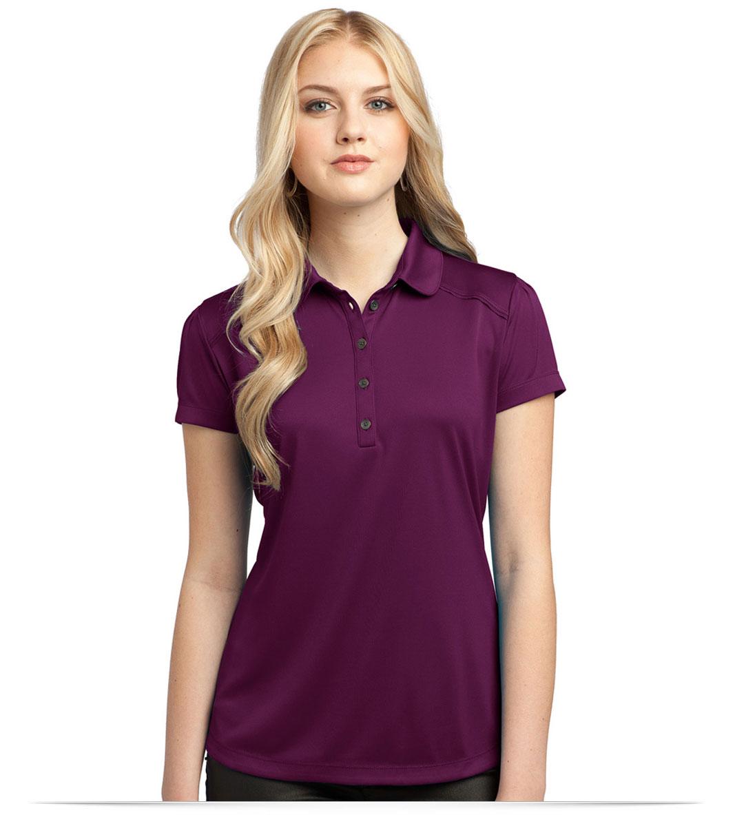 Personalized Logo Ogio Vamp Ladies Golf Shirt