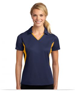 Customize Ladies Sport Shirt Moisture Wicking