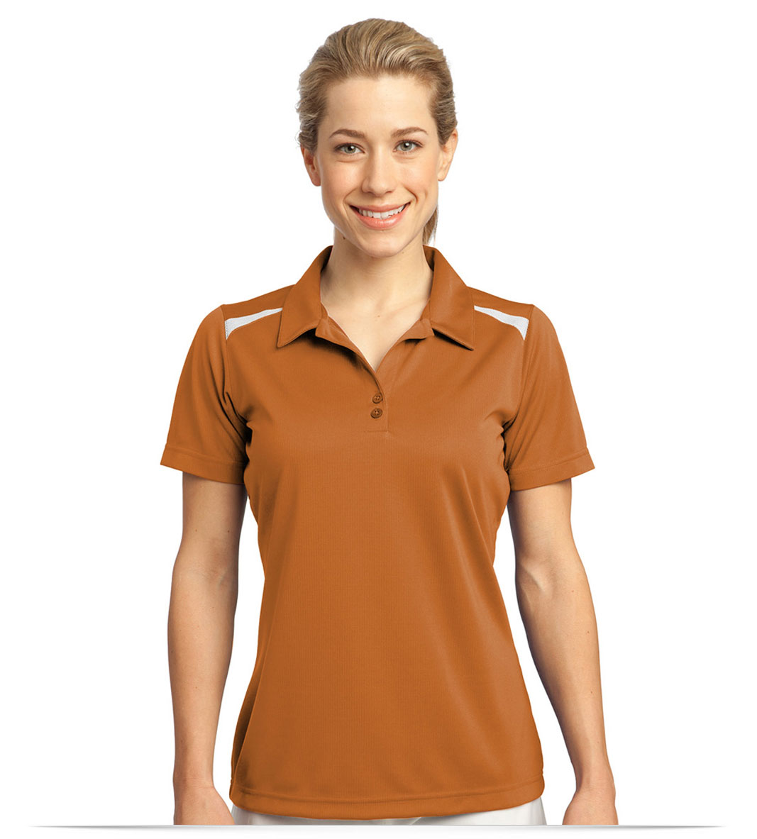Embroidered Ladies Sport-Wick Polo