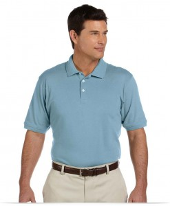 Customize Harriton 100% Cotton Business Polo Shirt