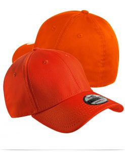 Customize New Era Structured Stretch Cotton Cap