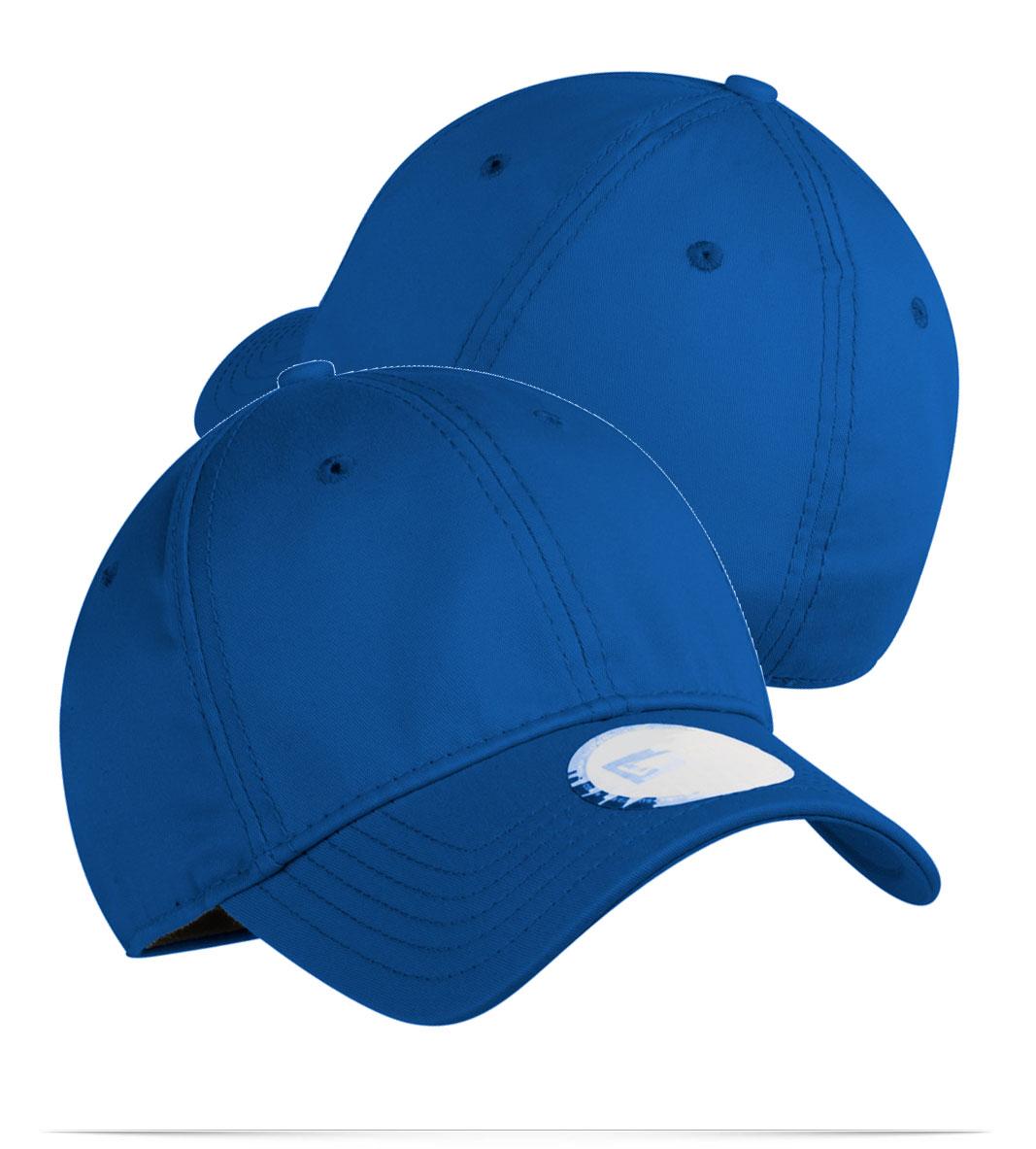 Personalized New Era Unstructured Stretch Cotton Cap