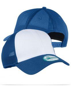 Personalized New Era Snapback Contrast Front Mesh Cap