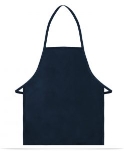 Customize Cover-up Bib Apron with No Pockets
