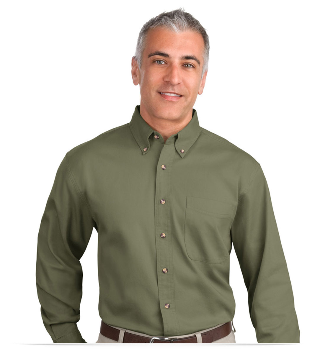 Buy custom embroidered work uniform shirts including personalized men's and  ladies brand name company shirts,