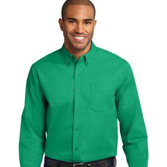 Men's custom dress shirt