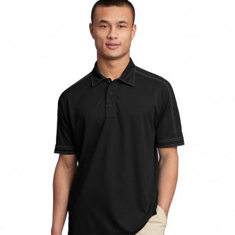 Customized Men's Micropique Dri Wick Polo