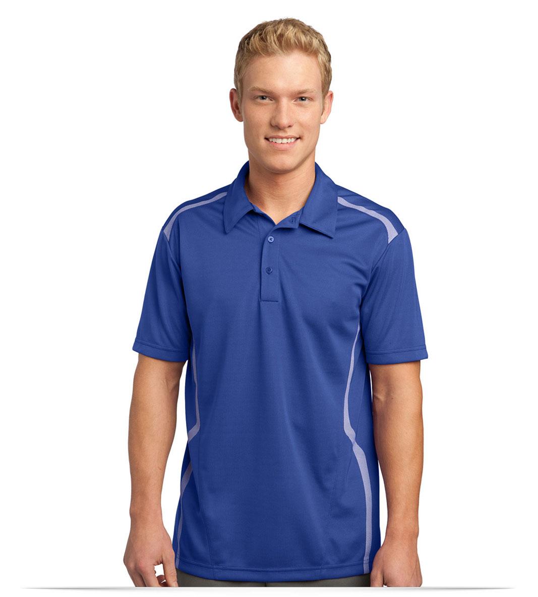 Men's Sport Wick Polo