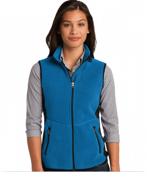 Customize Port Authority Ladies Fleece Vest